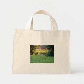 Curious Fawn Mini Tote Bag