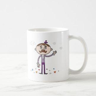 Curious Gentleman - Mug
