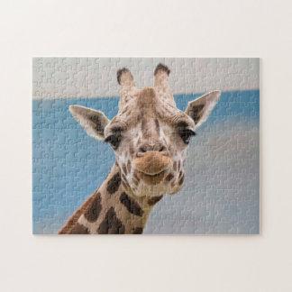 Curious Giraffe Puzzle