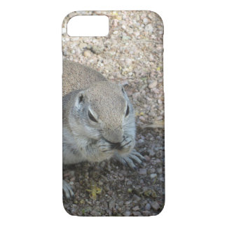 Curious Ground Squirrel iPhone 7 Case