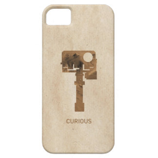 Curious iPhone - Brown iPhone 5 Cases