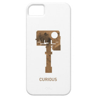 Curious iPhone - white iPhone SE/5/5s Case