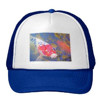 Curious Koi Trucker Hat