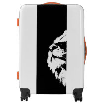 Curious Lion Luggage