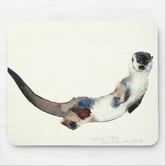 Curious Otter 2003 Mouse Pad