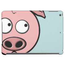 Curious Pig Pad Cover For iPad Air
