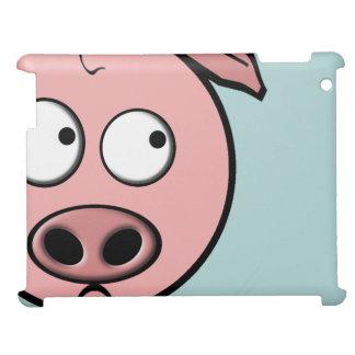 Curious Pig Pad iPad Cover