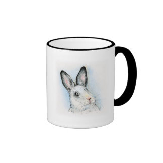 Curious Ringer Coffee Mug