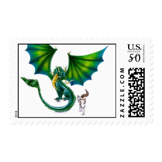 Curious stamp