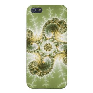 Curious Tentacles - Fractal Art iPhone SE/5/5s Case