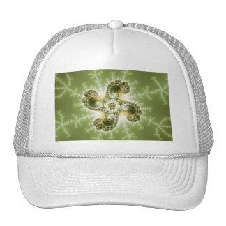 Curious Tentacles - Fractal Art Trucker Hat