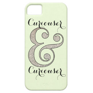Curiouser And Curiouser Case iPhone 5 Covers