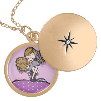 Curiouser and Curiouser! Gold Locket