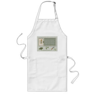 Curiouser and Curiouser Long Apron