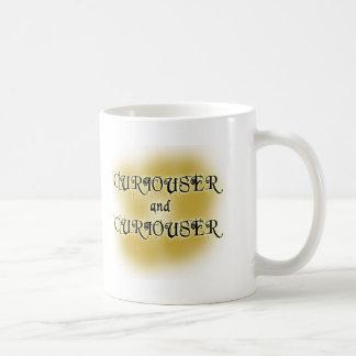 Curiouser and Curiouser T-shirts, Mugs, Apparel