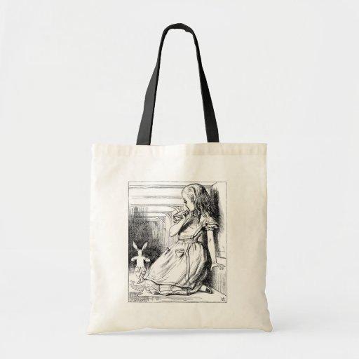 Curiouser and curiouser! tote bag