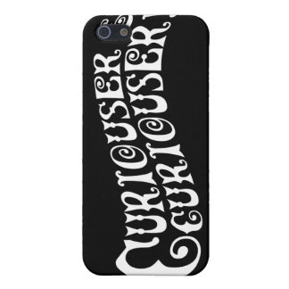 Curiouser & Curiouser iPhone SE/5/5s Cover