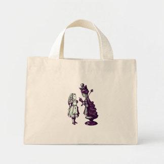 Curiouser & Curiouser Mini Tote Bag
