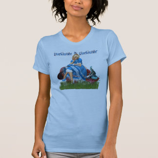 Curiouser in Wonderland Tee Shirt