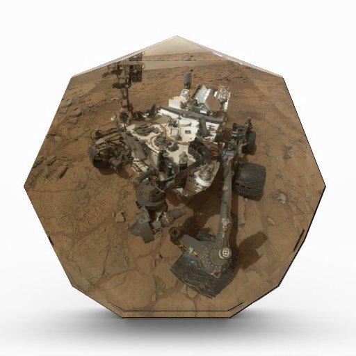 Curiousity Rover Award