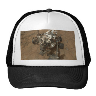 Curiousity Rover Mesh Hat