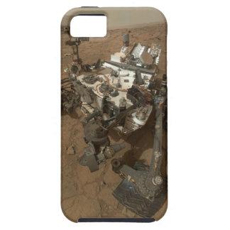 Curiousity Rover iPhone 5 Carcasa