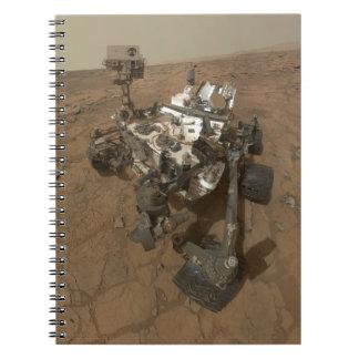 Curiousity Rover Libro De Apuntes