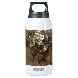Curiousity Rover 10 Oz Insulated SIGG Thermos Water Bottle
