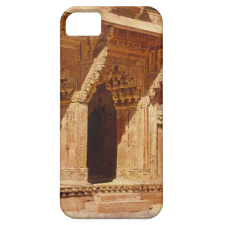 Curiously Wrought Red Sandstone Arches, Fort Agra iPhone SE/5/5s Case