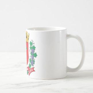Curitiba Coat of Arms Coffee Mug