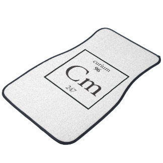 Curium Floor Mat