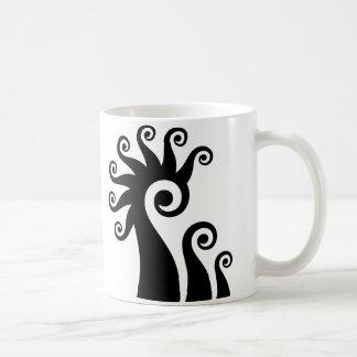 Curl Trees Mug