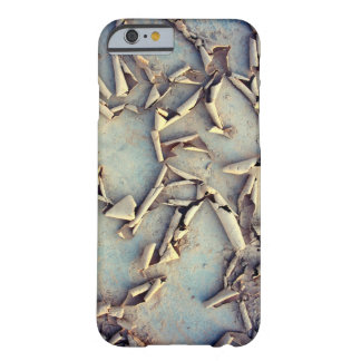 Curled Shavings of Mud Barely There iPhone 6 Case