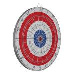 Curler's Dartboard (Red)