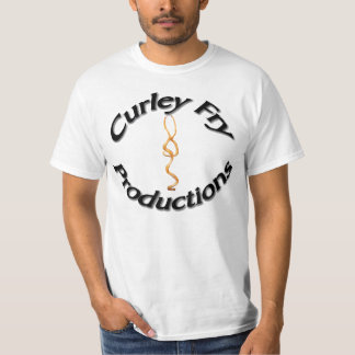 curley fry productions tee shirt