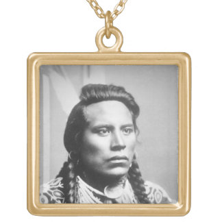 Curley, of the Crow tribe, one of Custer's scouts Jewelry