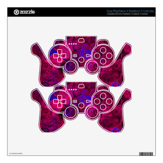 Curlies Skins For PS3 Controllers