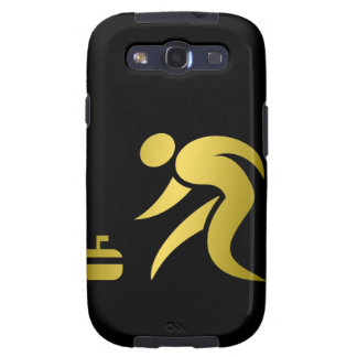 Curling Samsung Galaxy S3 Cases