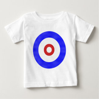 Curling Circle Iced Baby T-Shirt