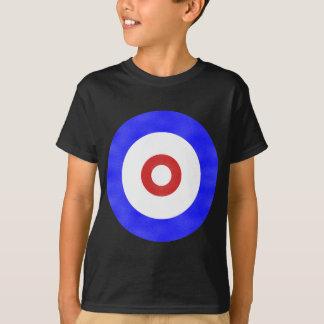 Curling Circle Iced T-Shirt