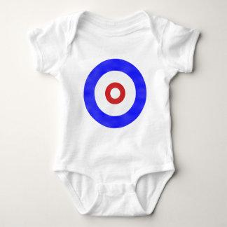 Curling Circle Iced Tee Shirt