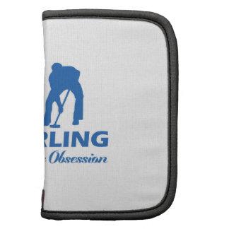 curling design folio planners