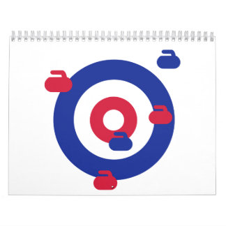 Curling field target calendar