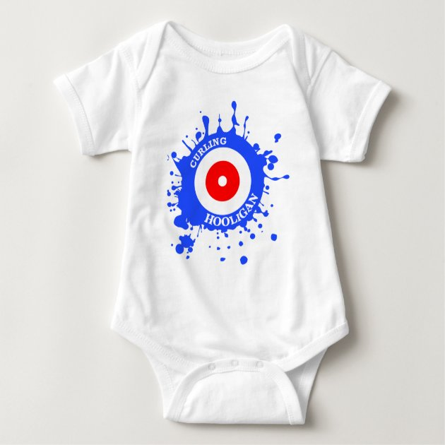 Baby Bodysuit Sweep Model