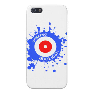 Curling Hooligan Cover For iPhone SE/5/5s