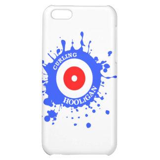 Curling Hooligan iPhone 5C Cover