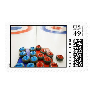 Curling Postage