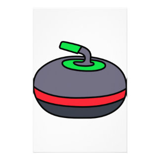 Curling Rock Stationery