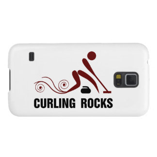 Curling Rocks Case For Galaxy S5