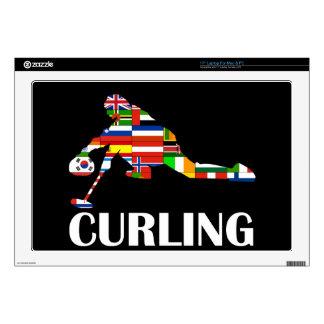 Curling Skins For Laptops